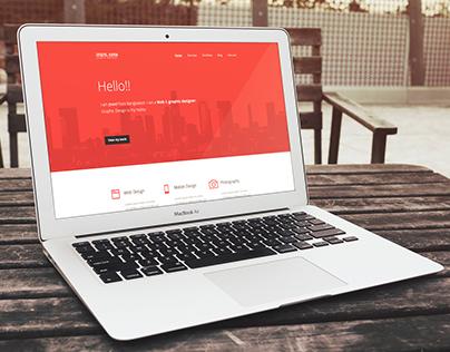Flat UI Design PSD