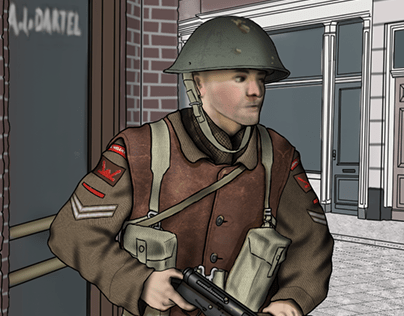 's-Hertogenbosch WWII