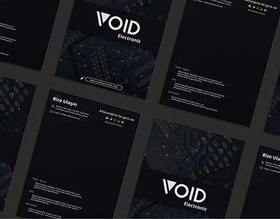 Void Elektronik Katalog