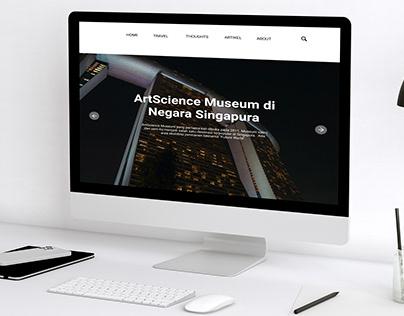 Web Design Traveller