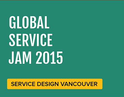 Global Service Jam Vancouver 2015 – Mood Food + Videos