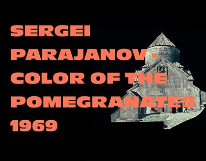 SERGEI PARAJANOV/READYMAG