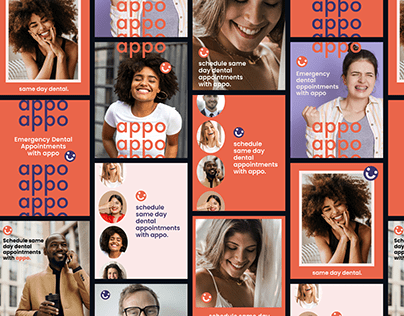 Appo Dental Ads and Emails