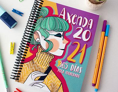 Feminist Illustrations for Viana do Bolo