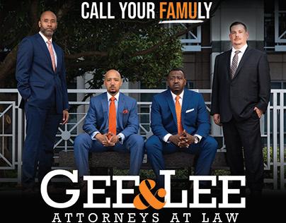 Gee & Lee Flyer 2 [Design]