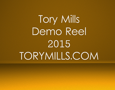 Tory Mills General Demo Reel - 2016