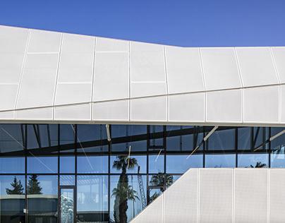 Tekfen Archive Building