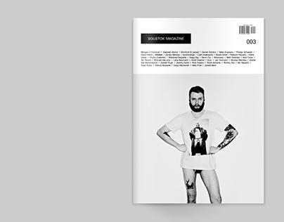 Sgustok Magazine Issue 003