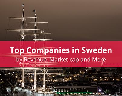 Top Companies in Sweden