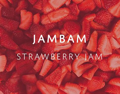 Jambam Logo Design