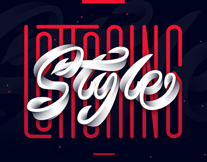 Lettering Style - Collection #2