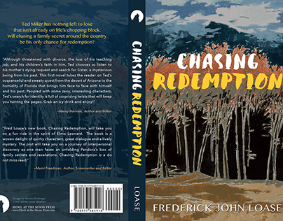 Chasing Redemption | Book Design & Prepress
