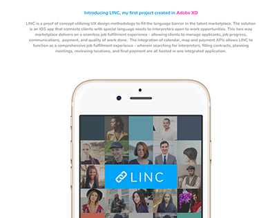 LINC - Translation Services for IOS