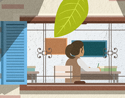 Care-Girls' Education Infographic Video