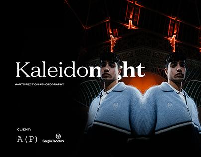 Kaleidonight. A pitti party w/SergioTacchini.
