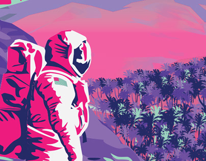 Alone: Astronaut on an alien planet