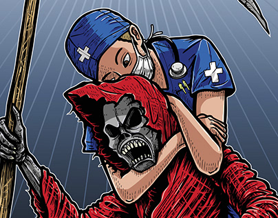 Medic vs Death