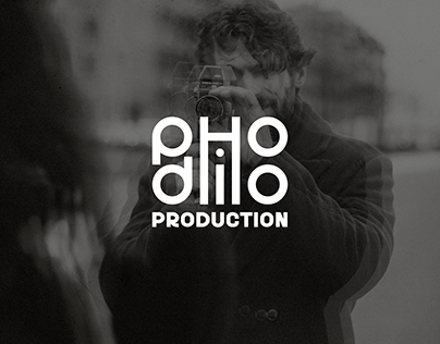 PHODIO Production / logo design