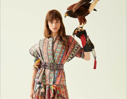ETRO prints and fabrics designs