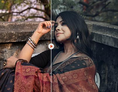 Outdoor Indian Portrait Preset free