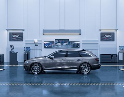 Audi // Mobilite Garantisi