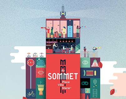 Au Sommet Place Ville-Marie