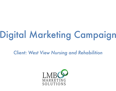 LMB Marketing Solutions - WV Digital Marketing Campaign