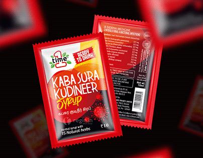 1 Time Kaba Sura Kudineer