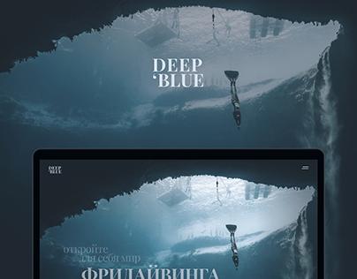 Freediving School Website