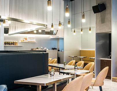 Blend Coffee Shop in Futian