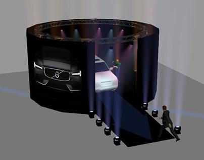 Volvo UFO Delivery Box
