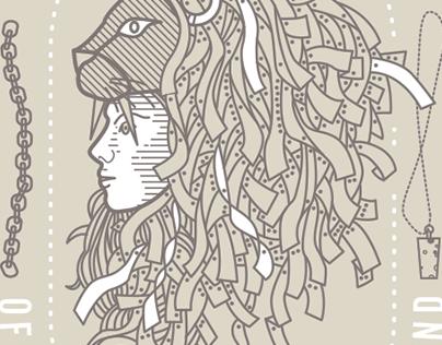 Lost Luna Hatch Illustration