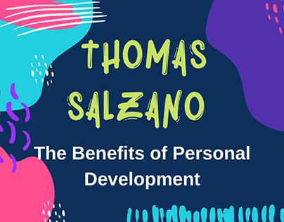 Thomas Salzano - The Benefits of Personal Development