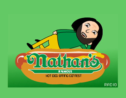 Nathan's Famous Radio Spots
