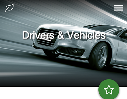 Drivers and Vehicles