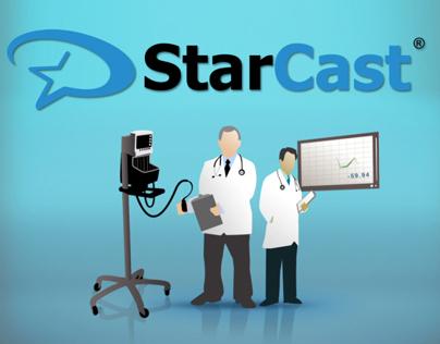 StarCast Video Sizzle