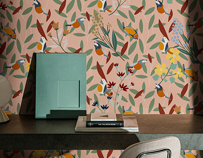 Wall&Decò Contemporary Wallpaper 2019