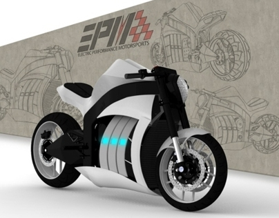 E1R Electric Motorcycle