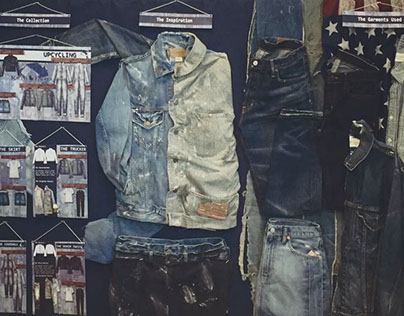 Upcycling Denim Collection