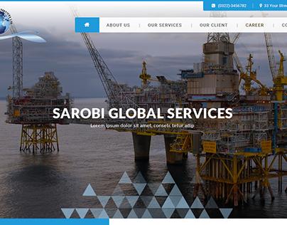 Website Oil & Gas
