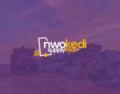 Brand Identity Design for Nwokedi SupplyMax