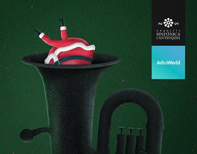 Sinfónica de Antioquia   Navidad
