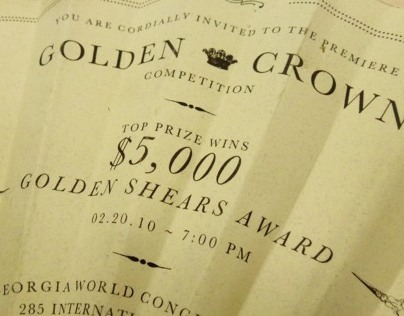 The Golden Crown Competition