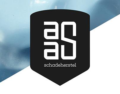 Rebranding AAS schadeherstel