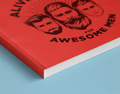 Alive Looks for Awesome Men - Look Book