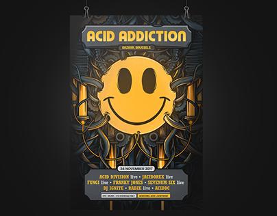 Acid Addiction // Brussels