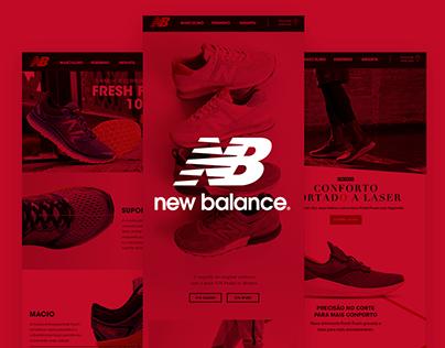 New Balance - E-mail Marketing