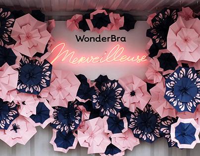 Wonderbra PopUp Shop