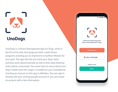 Uno Dogs | Case Study | Dog Fitness App