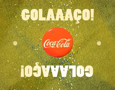 Coca-Cola Digital Fuss-Ball